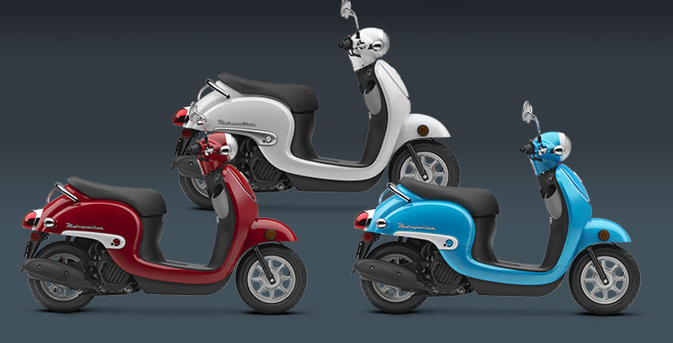 Honda Metropolitan Scooter Sale